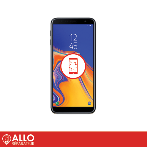 Afficheur Galaxy J6 Plus Allo Reparateur Reparation Iphone