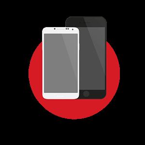 smartphone-picto-front Allo Réparateur - Réparation Smartphone et console de jeux- iPhone, iPad, MacBook Pro,Samsung, Playstation en Tunisie